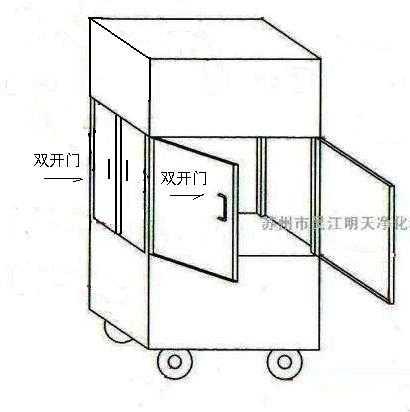 充电式洁净层流车,苏州明天净化科技有限公司