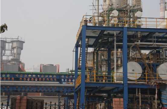 焦化氨回收装置安装,湖南星泽安装有限公司