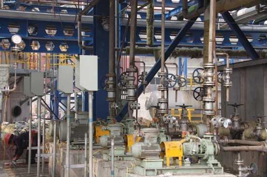 硫回收工艺流程装置安装,湖南星泽安装有限公司