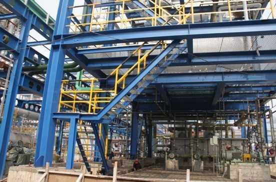 工艺设备金属平台制作及安装,湖南星泽安装有限公司