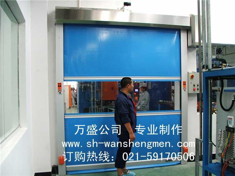 快速卷帘门,万盛门业(上海)有限公司