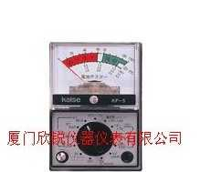 KF-5日本凯世Kaise指针式模拟万用表KF5,厦门欣锐仪器仪表有限公司