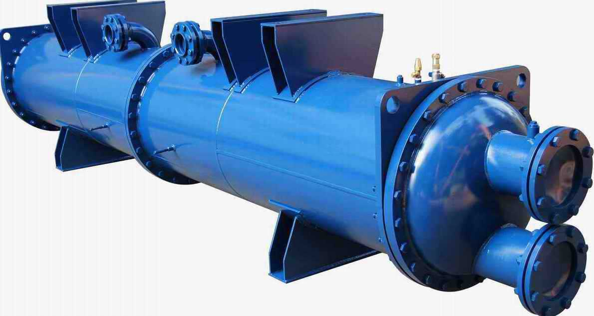 海水冷凝器-海水换热器-耐腐蚀冷凝器,广州恒星冷冻机械制造有限公司镇江办事处