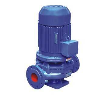ISG型系列立式离心泵 立式管道离心泵,永嘉县弘凌泵阀有限公司