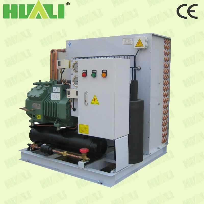 半封闭低噪音冷凝机组,深圳市金华利制冷设备有限公司