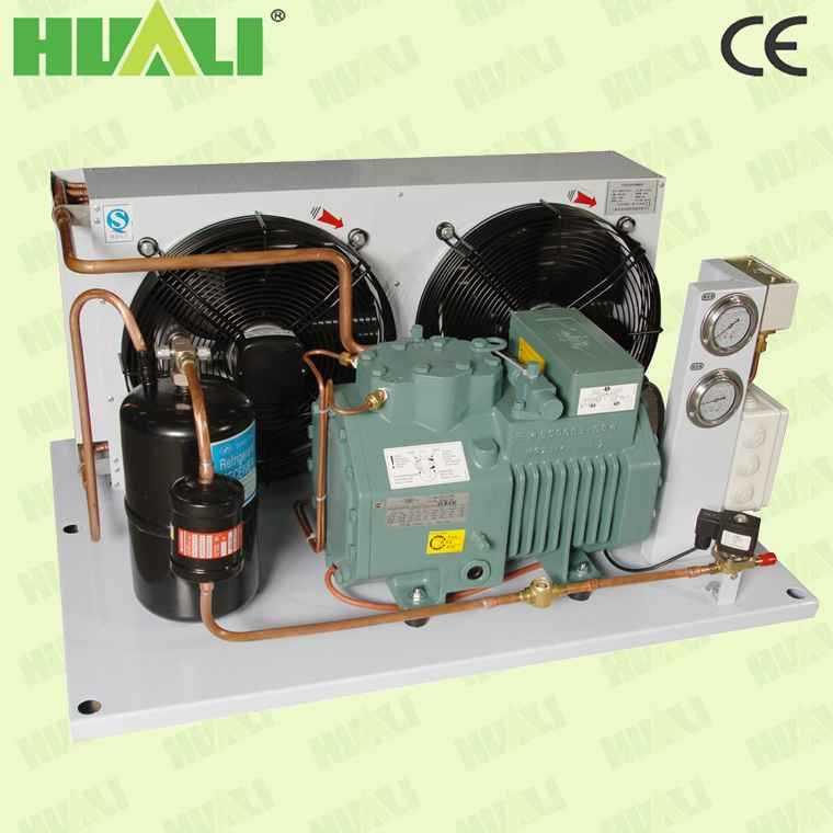 半封闭风冷冷凝机组,深圳市金华利制冷设备有限公司