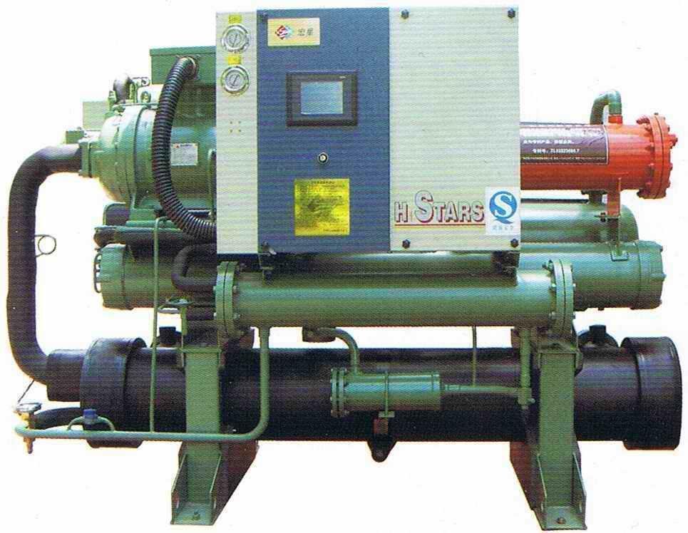 热回收水冷螺杆式冷凝机组,广州恒星冷冻机械制造有限公司镇江办事处