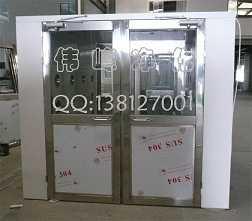 钢板风淋室洁净风淋室,吴江伟峰净化设备有限公司