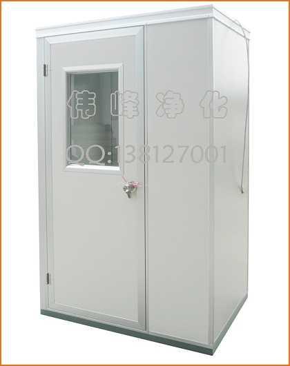 空气风淋室吹淋室,吴江伟峰净化设备有限公司