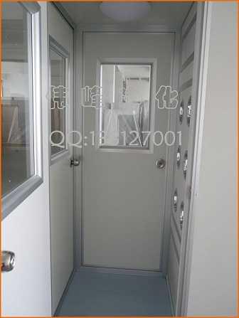 三门风淋室智能风淋房风淋通道,吴江伟峰净化设备有限公司