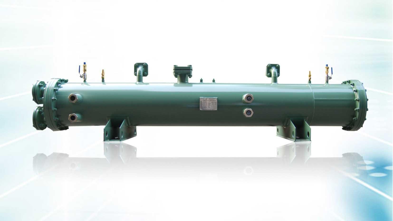 喷淋式蒸发器,广州联合冷热设备有限公司