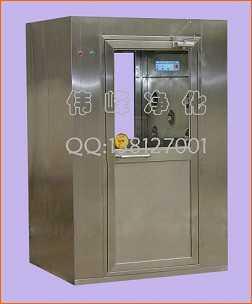 语音风淋室防爆风淋室风淋室不锈钢浴尘室,吴江伟峰净化设备有限公司