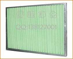 板式初中效过滤器活性碳过滤器,吴江伟峰净化设备有限公司