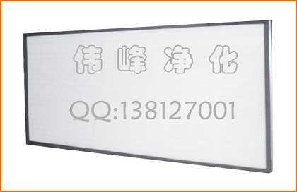 高效过滤器滤网高效过滤器风口,吴江伟峰净化设备有限公司