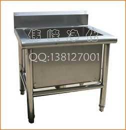 拖把池不锈钢手池,吴江伟峰净化设备有限公司