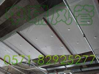 地铁专用双面彩钢板玻纤复合风管,杭州中瑞人工环境工程有限公司