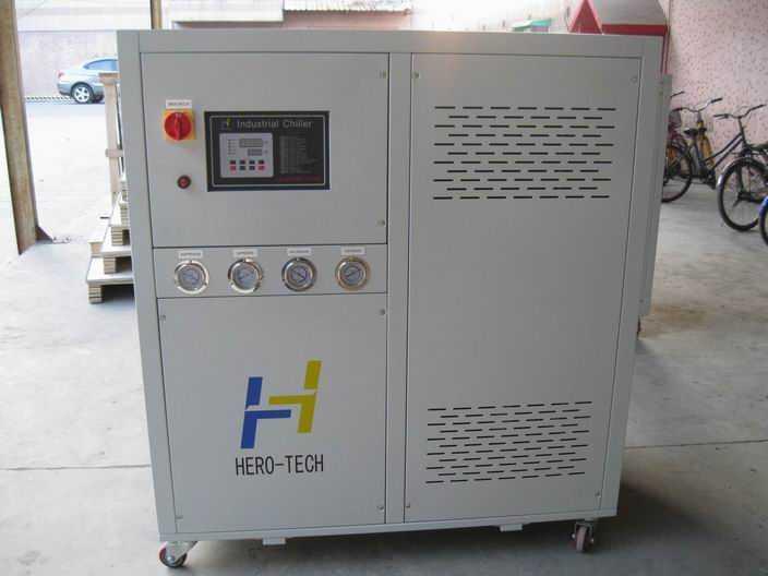 水冷箱式冷却器,深圳市亨瑞达制冷设备有限公司广州办事处
