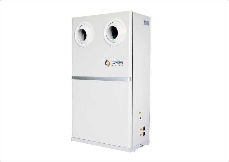 远距离送风水源热泵机组(立式)