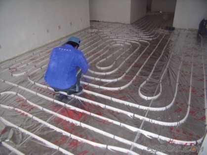 地板采暖,株洲威能新能源投资有限责任公司
