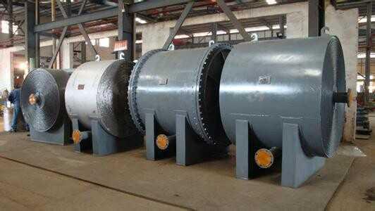 螺旋板换热器,广州联合冷热设备有限公司