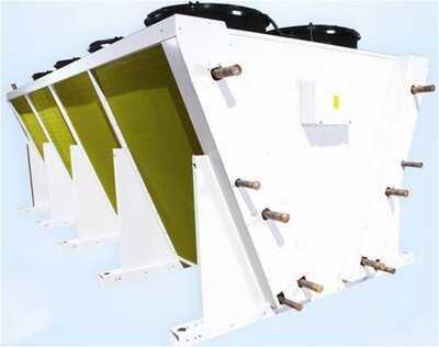 C2风冷冷凝器,广州联合冷热设备有限公司
