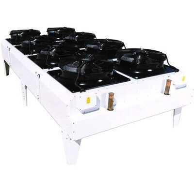 C1风冷冷凝器,广州联合冷热设备有限公司