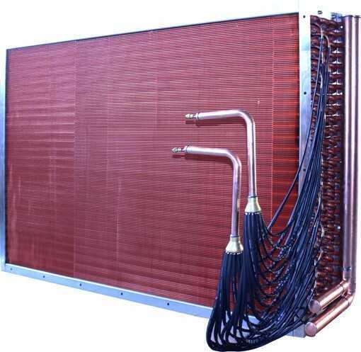 翅片换热器,广州联合冷热设备有限公司