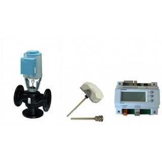 西门子电动温控阀-济南达科力华,济南达科力华机械设备有限公司