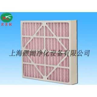 纸框初效空气过滤器,上海照阔净化设备有限公司