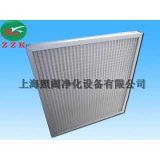 全金属空气过滤器,上海照阔净化设备有限公司