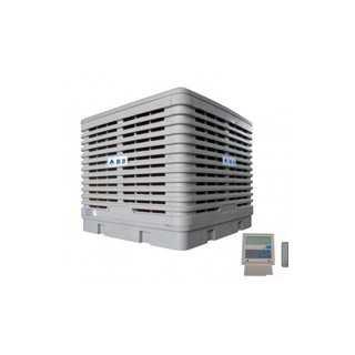 九洲ZS-30豪华型轴流式上出风单速环保节能冷风机,佛山市南海九洲普惠风机有限公司