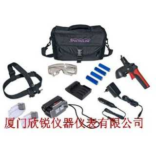 头戴式超高强度电池操作LED紫外灯套装EK-3000,厦门欣锐仪器仪表有限公司