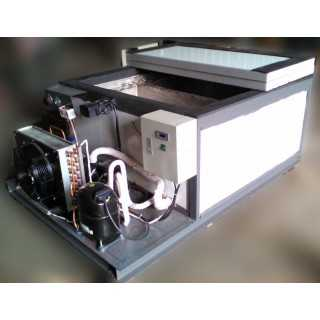 透明冰条制作 冰雕刻用冰块 制冰机,依高冷热设备制造厂
