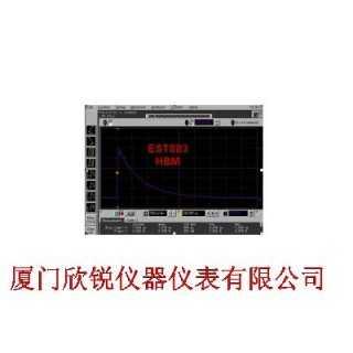 EST883静电放电模拟器,厦门欣锐仪器仪表有限公司