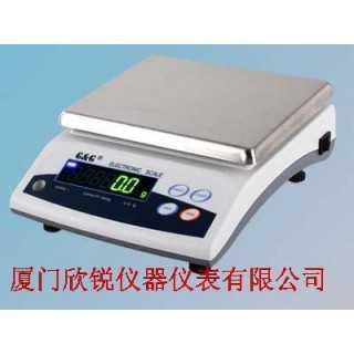 电子天平JJ300A,厦门欣锐仪器仪表有限公司