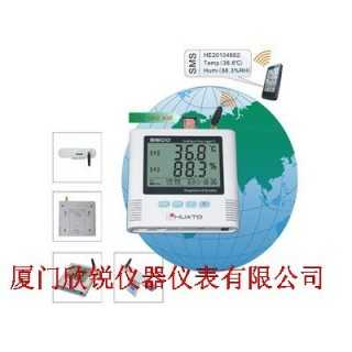 GSM远程短信温湿度报警记录仪S500-DT-GSM,厦门欣锐仪器仪表有限公司