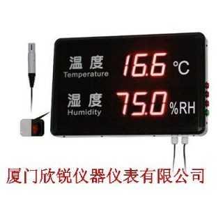 LED大屏温湿度表HE223A,厦门欣锐仪器仪表有限公司