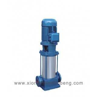 50 GDL2-12*8不锈钢多级管道泵,上海雄茂水泵厂