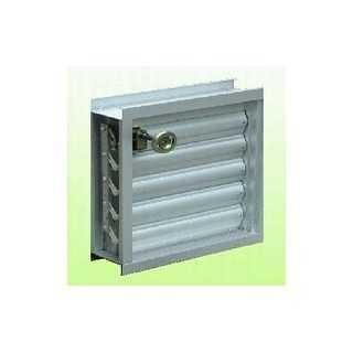 LBC电厂专用防雨百叶窗和电动百叶窗厂家加工销售,德州特菱通风设备有限公司