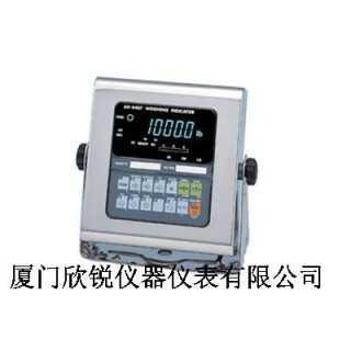 日本AND称重显示器AD-4407,厦门欣锐仪器仪表有限公司