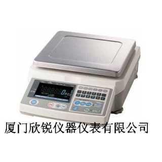 日本AND精密计数秤FC-20Ki,厦门欣锐仪器仪表有限公司