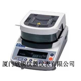 日本AND快速水份测定仪ML-50,厦门欣锐仪器仪表有限公司