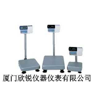 日本AND精密电子台秤HW-10KGV,厦门欣锐仪器仪表有限公司