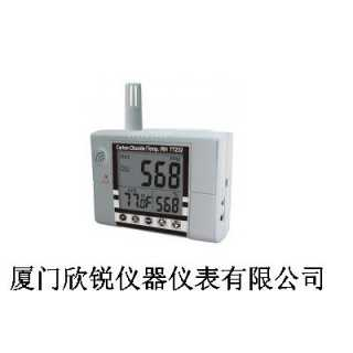 台湾衡欣AZ77232壁挂式二氧化碳测试仪(带温湿度),厦门欣锐仪器仪表有限公司