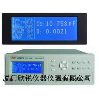 LCR数字电桥JK2817B,厦门欣锐仪器仪表有限公司