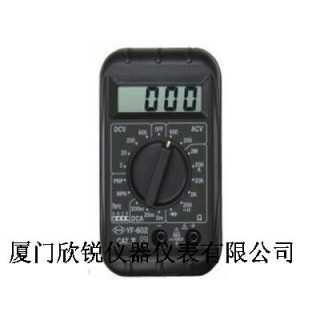 YF-602台湾泰玛斯TENMARS数字万用表YF602,厦门欣锐仪器仪表有限公司