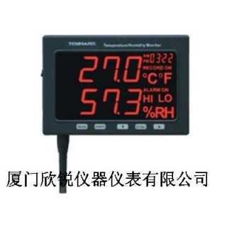TM-185台湾泰玛斯TENMARS温湿度记录仪TM185,厦门欣锐仪器仪表有限公司