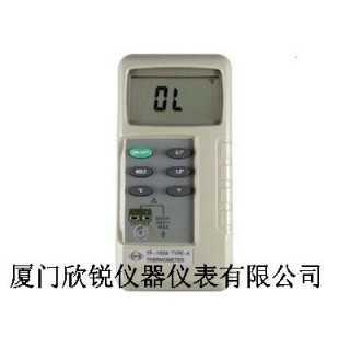 YF-160A台湾泰玛斯TENMARS经济型温度表,厦门欣锐仪器仪表有限公司