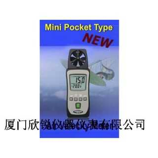 TM-740台湾泰玛斯TENMARS口袋型风速计TM740,厦门欣锐仪器仪表有限公司