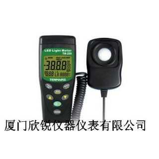 TM-201台湾泰玛斯TENMARS LLED照度计,厦门欣锐仪器仪表有限公司